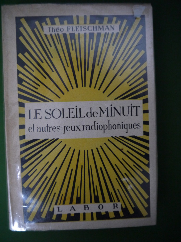 Bouquinerie Belgicana     Le Soleil De Minuit Et Autres